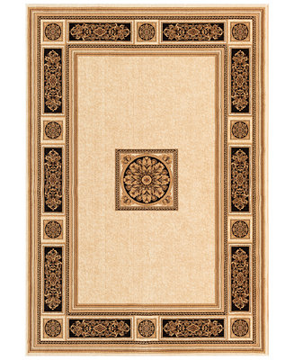 Kenneth Mink Warwick Chateaux Ivory 3 3 Quot X 5 3 Quot Area Rug