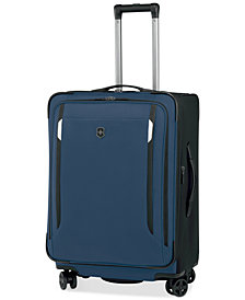 "CLOSEOUT! Victorinox Werks Traveler 5.0 24"" Expandable Dual Caster Spinner Suitcase"