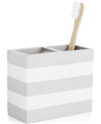 Cabana Toothbrush Holder