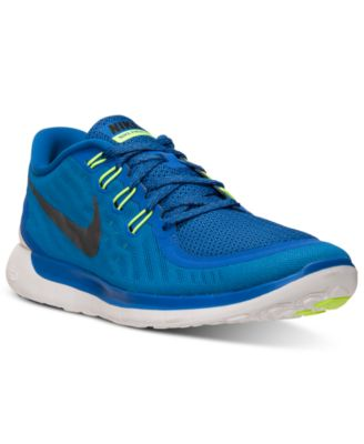 nike mens free 5.0 sneakers from finish line