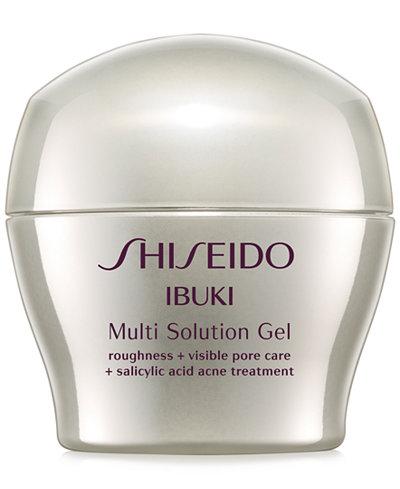 Shiseido Ibuki Multi Solution Gel, 1 oz
