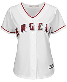 Women's Los Angeles Angels of Anaheim Cool Base Jersey