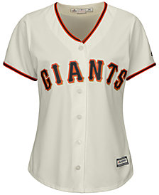 Majestic Women's San Francisco Giants Cool Base Jersey