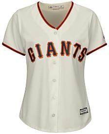 Majestic Women's San Francisco Giants Cool Base Jersey