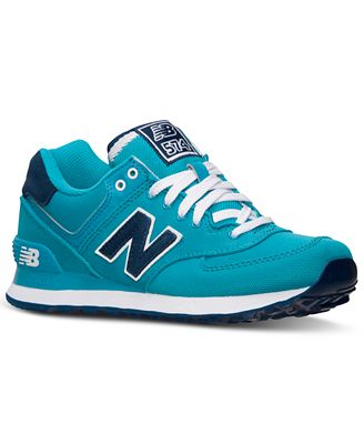 New Balance Women's 574 Casual Sneakers $35
