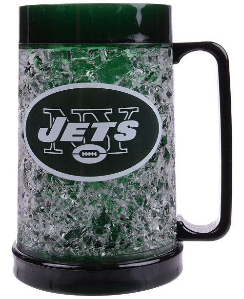Memory Company New York Jets 16 oz. Freezer Mug