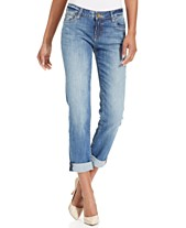 9b48076030a2bc Kut from the Kloth Catherine Boyfriend Cuffed Jeans