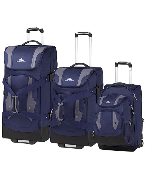 High Sierra CLOSEOUT! Adventure Access Upright Luggage