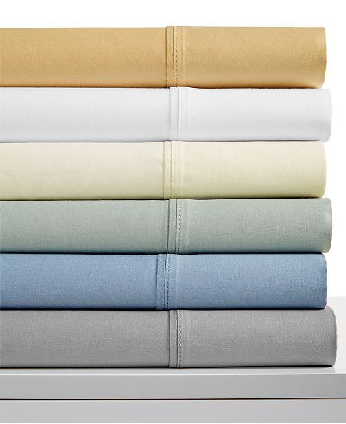 Sunham CLOSEOUT! Brentford California King 6-pc Sheet Set, 450 Thread Count 100% Cotton