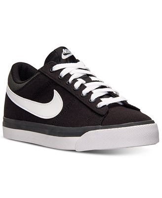 Nike Men's Match Supreme Hi Textile Casual Sneakers from Finish Line