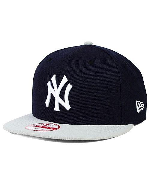 buy online d53c5 cf94d ... New Era New York Yankees 9FIFTY Snapback Cap ...