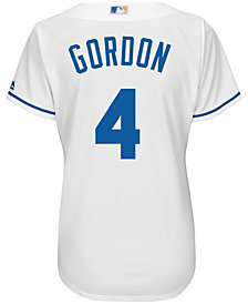 Majestic Women's Alex Gordon Kansas City Royals Cool Base Jersey