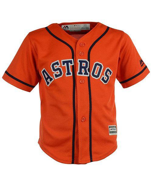Majestic Toddlers  Houston Astros Replica Jersey - Sports Fan Shop ... 54ee4085d