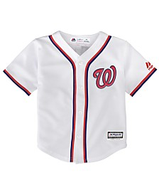 Majestic Toddlers' Washington Nationals Replica Jersey