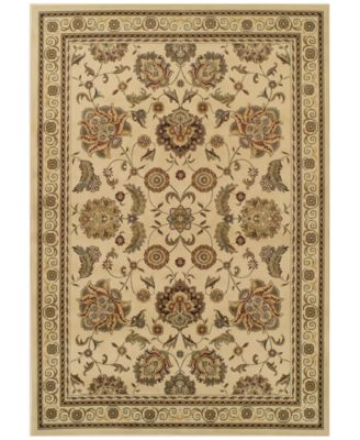 CLOSEOUT! St. Charles WB787 Ivory 3' x 5' Area Rug