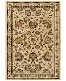 "CLOSEOUT! Dalyn St. Charles WB787 Ivory 9'6"" x 13'2"" Area Rug"