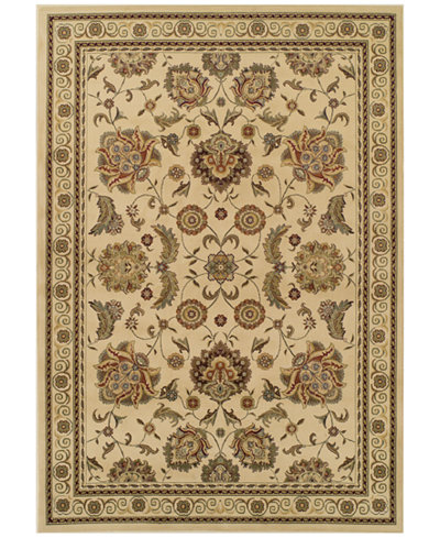 CLOSEOUT! Dalyn St. Charles WB787 Ivory Area Rug