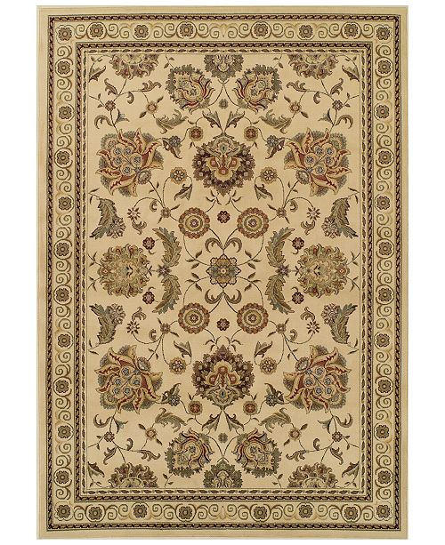 Dalyn CLOSEOUT! St. Charles WB787 Ivory 8' x 10' Area Rug