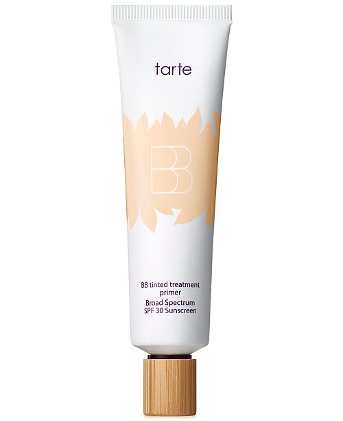 Tarte BB Tinted Treatment 12-Hour Primer SPF 30 Sunscreen, 1 oz