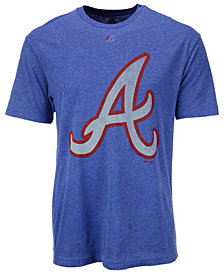 Majestic Men's Atlanta Braves Cooperstown T-Shirt