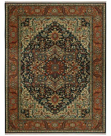 "Karastan Sovereign Maharajah Navy 4'3"" x 6' Area Rug"