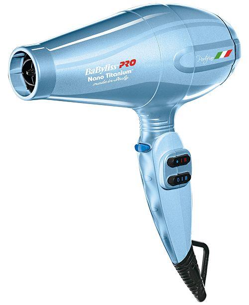 Babyliss Nano Titanium™ 2000-WATT Portofino® Dryer BABNTB6610N