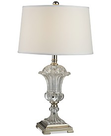 Dale Tiffany Crystal Orb Table Lamp