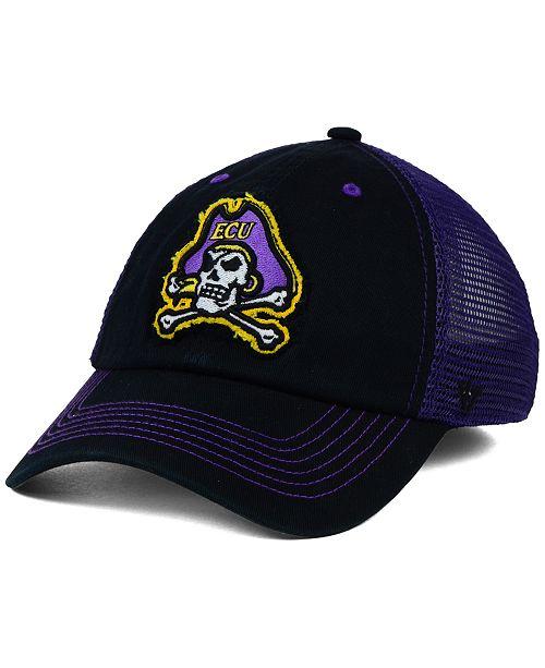 '47 Brand East Carolina Pirates Taylor Closer Cap
