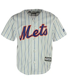 MLB Cool Base Jersey, Little Boys (4-7)
