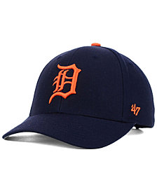 '47 Brand Detroit Tigers MVP Curved Cap