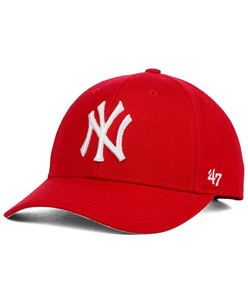 '47 Brand New York Yankees MVP Curved Cap