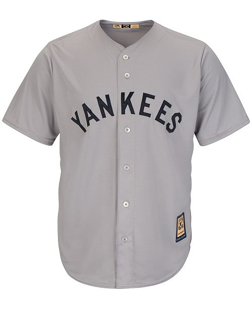 Reebok Majestic Men s Babe Ruth New York Yankees Cooperstown Replica ... a0a6aeaf2cb