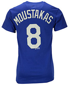 Majestic Men's Mike Moustakas Kansas City Royals Player T-Shirt