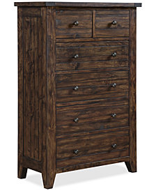 Ember 6 Drawer Chest, Created for Macy's