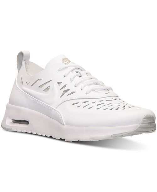 hot sale online 9a36d 61dc0 ... Nike Women s Air Max Thea Joli Running Sneakers from Finish ...