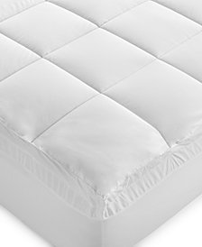CLOSEOUT! Lauren Ralph Lauren 4'' Dual Layer Memory Foam California King Topper