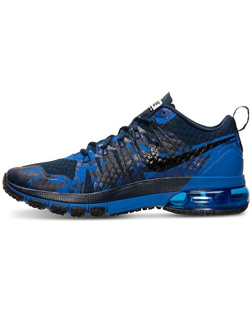 sports shoes 5e6a4 82b20 ... Nike Men s Air Max TR180 AMP Training Sneakers from Finish Line ...