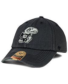 '47 Brand Kansas Jayhawks Sachem Cap