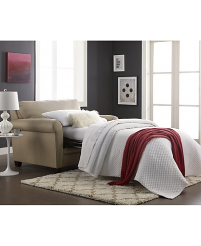 Kaleigh Fabric Sofa Bed Living Room Furniture Collection