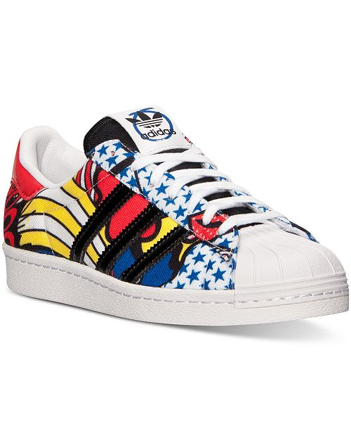 classic fit f4721 95a73 adidas Women's Superstar '80s Rita Ora Casual Sneakers from ...