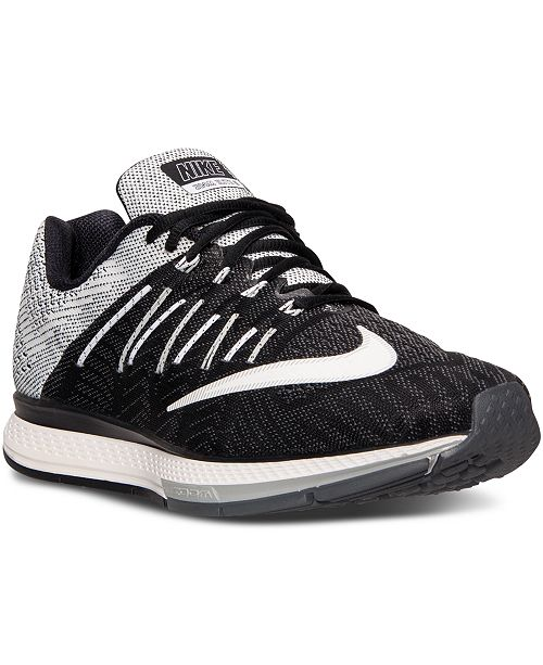official photos f9d2d acff7 Nike Men's Air Zoom Elite 8 Running Sneakers from Finish ...