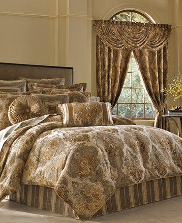 J Queen New York Woodbury California King Comforter Set