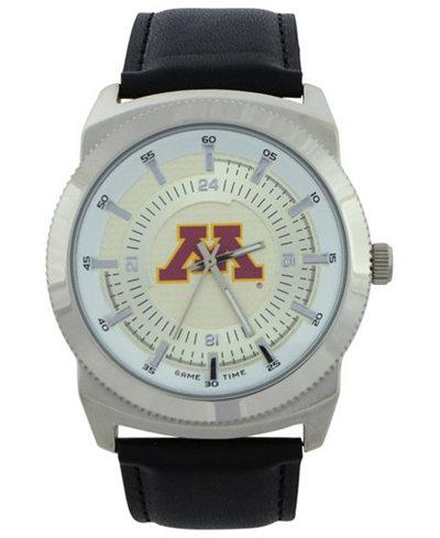 Game Time Minnesota Golden Gophers Vintage Watch