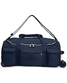"""Discover 22"""" Rolling Duffle"""
