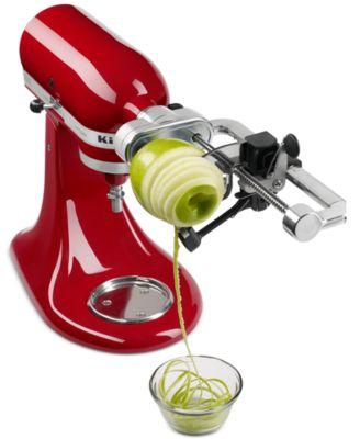 KitchenAid KSM1APC Spiralizer Stand Mixer Attachment   Small Appliances    Kitchen   Macyu0027s
