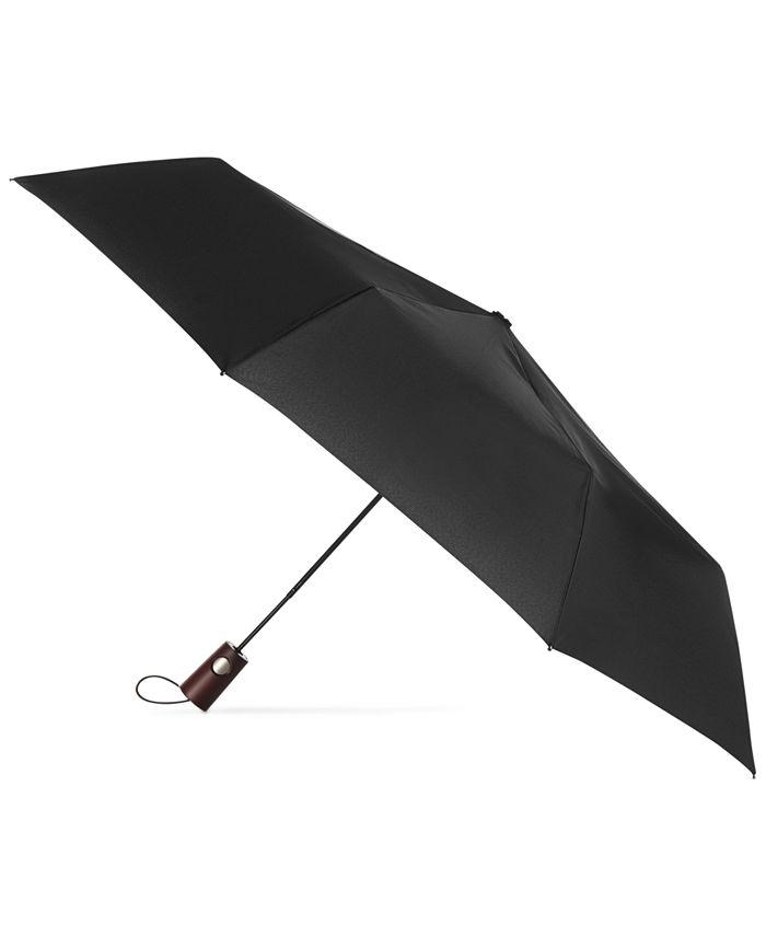 Totes - Titan Wooden Crook Handle Umbrella