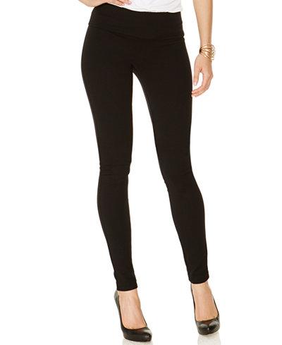 Inc International Concepts Pull On Ponte Skinny Pants