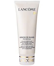 Absolue Premium Bx Hand SPF 15 Sunscreen, 3.4 Oz
