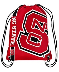 North Carolina State Wolfpack Big Logo Drawstring Bag