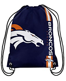 Denver Broncos Big Logo Drawstring Bag